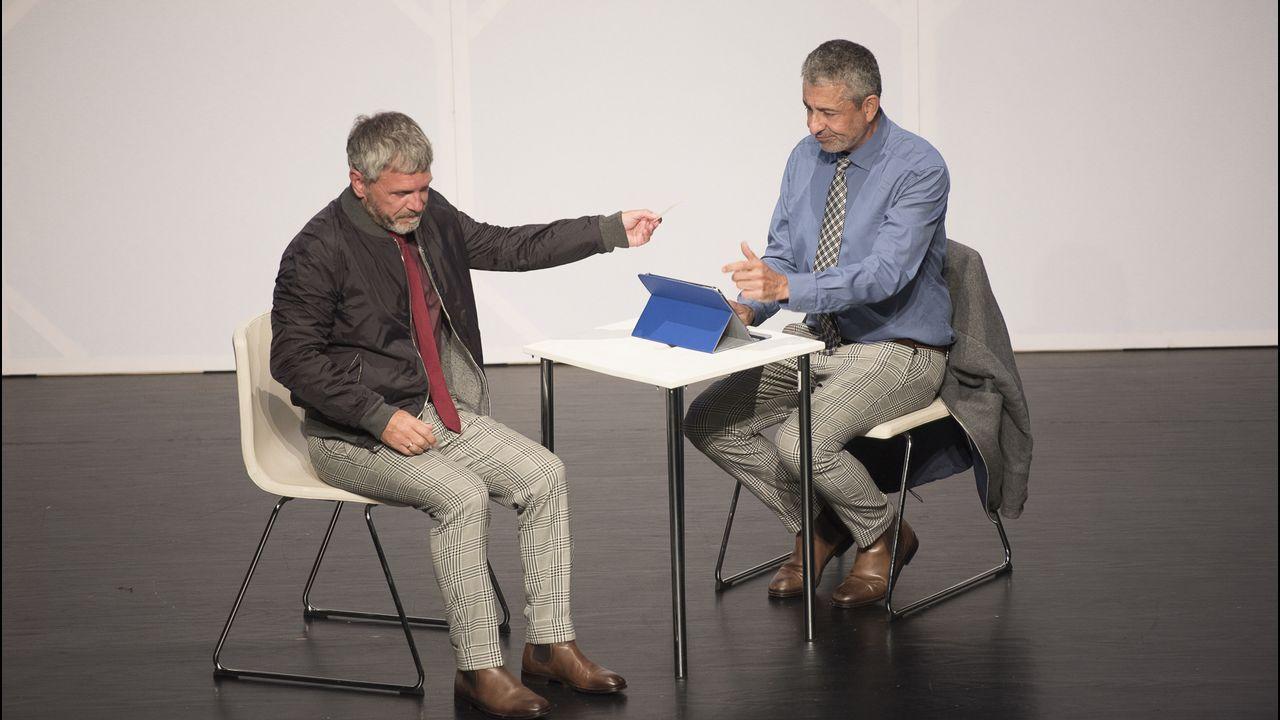 .«Senior», de Culturactiva, con Marcos Orsi y Luis Iglesia
