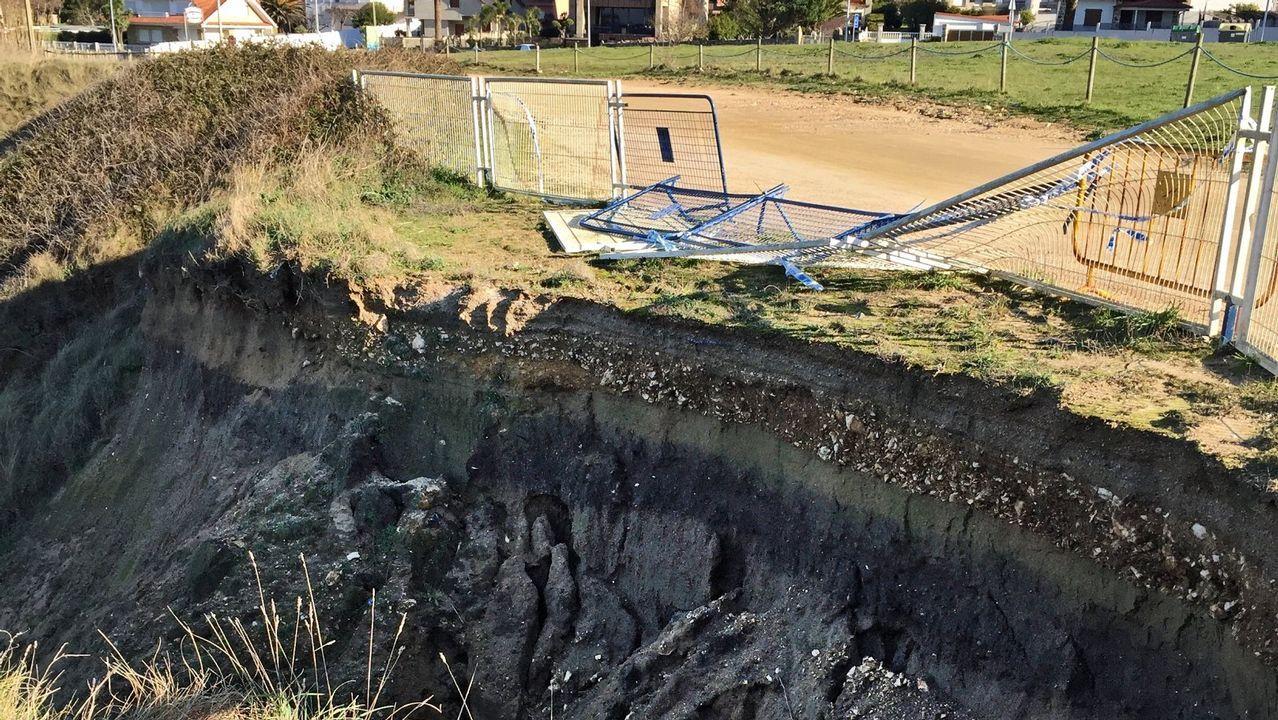 El simulacro de Sanxenxo, en imágenes.El alcalde de Sanxenxo ha tenido una dilatada carrera como constructor