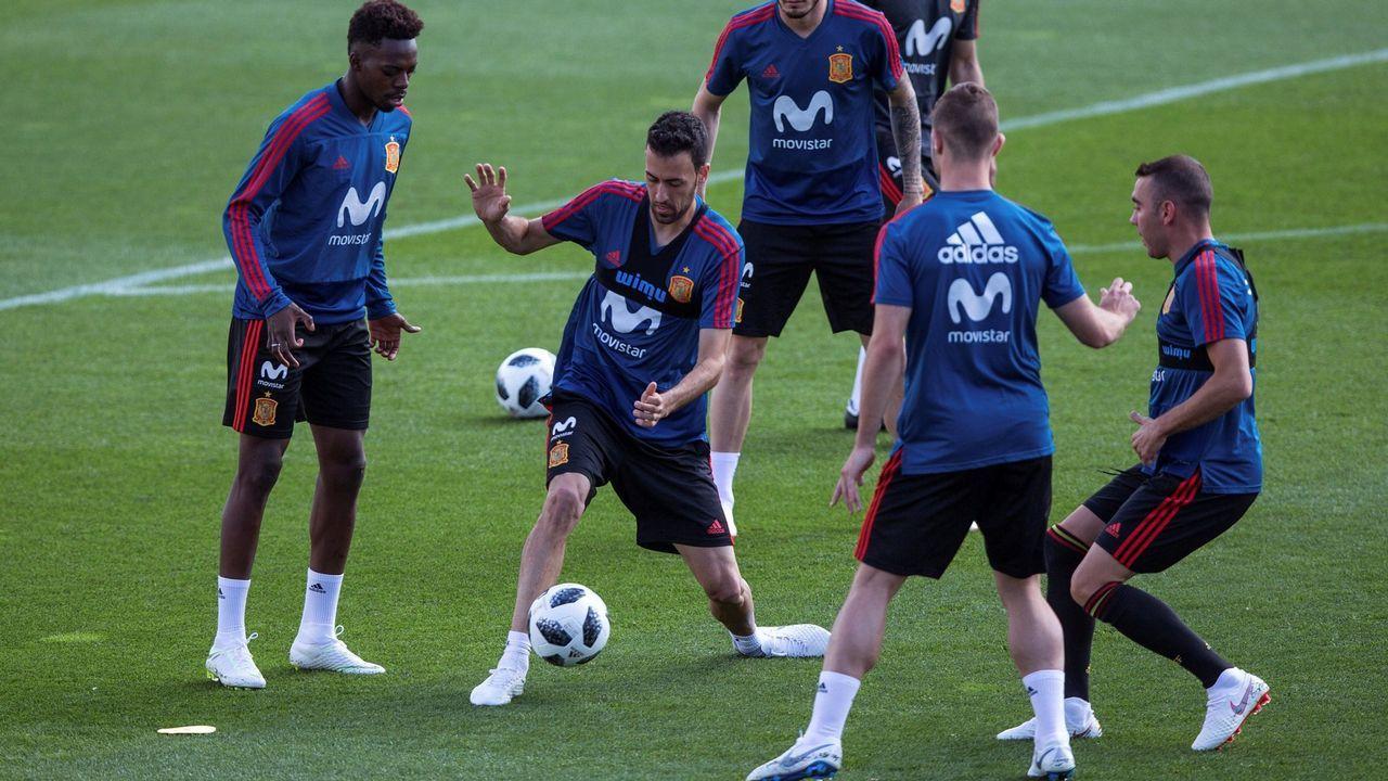 .Selección Española de fútbol