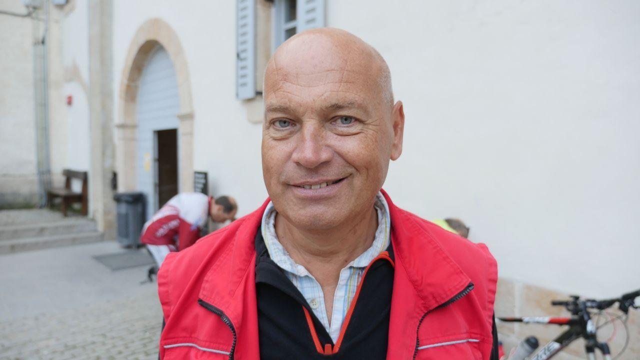 .Ronald Struys, hospitalero