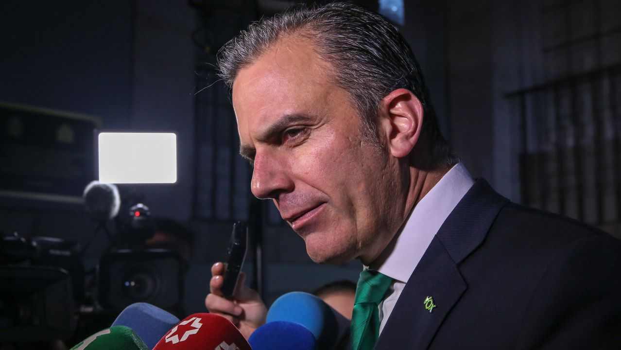 Sergio Egea en El Requexón