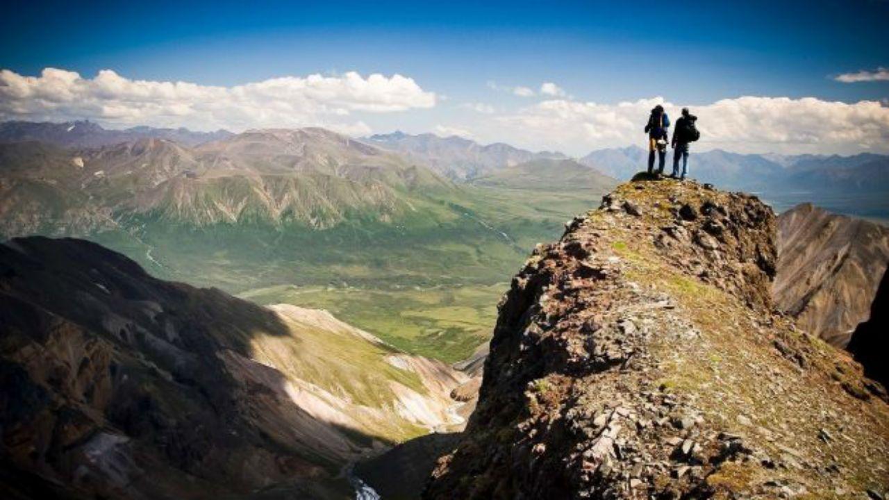 Parque Nacional y Reserva Wrangell San Elías