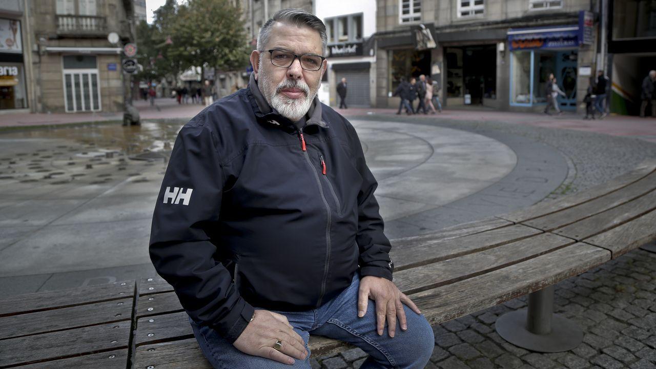 «A mí me pasó lo mismo con el camionero que atacó a los ciclistas»