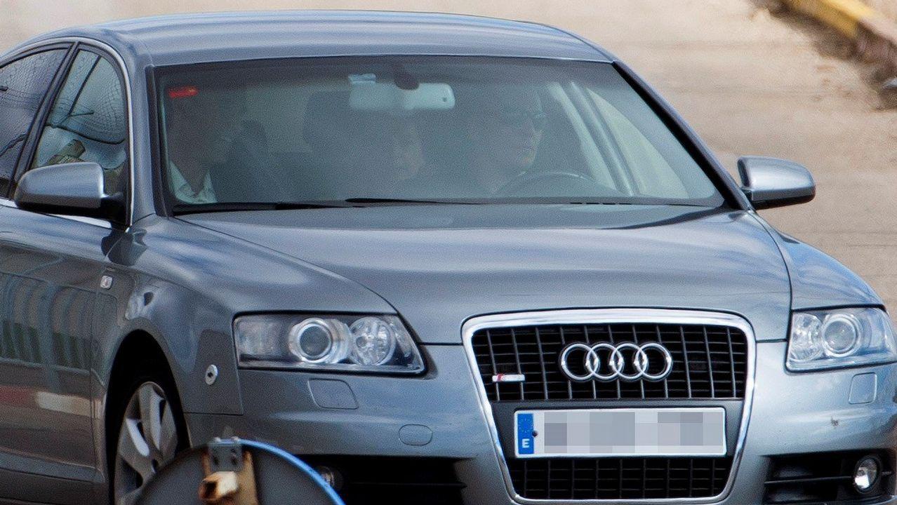 Forcadell abandona la prisión tras abonar la fianza de 150.000 euros