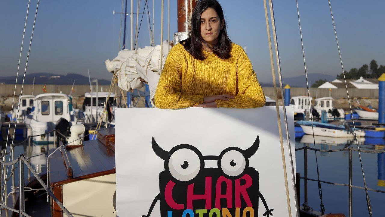 Cae una red que introducía pasta de coca por Marín para procesarla en un laboratorio en Valencia.Adolfo Domínguez, en la presentación de su libro en Ourense