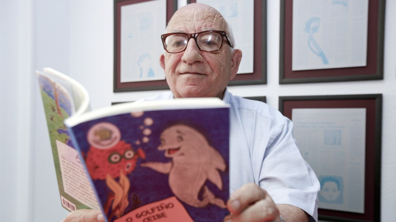 Ripalda publicou numerosos títulos de literatura infantil e xuvenil