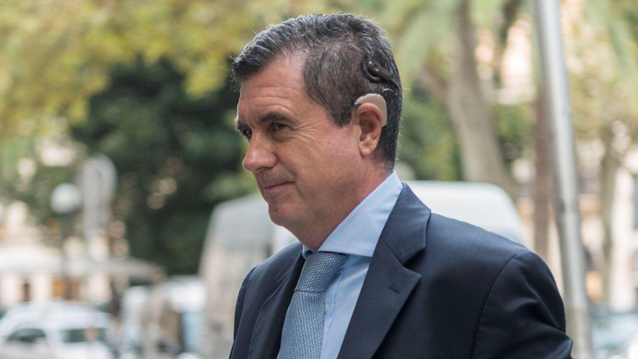 Iñaki Urdangarin.Jaume Matas