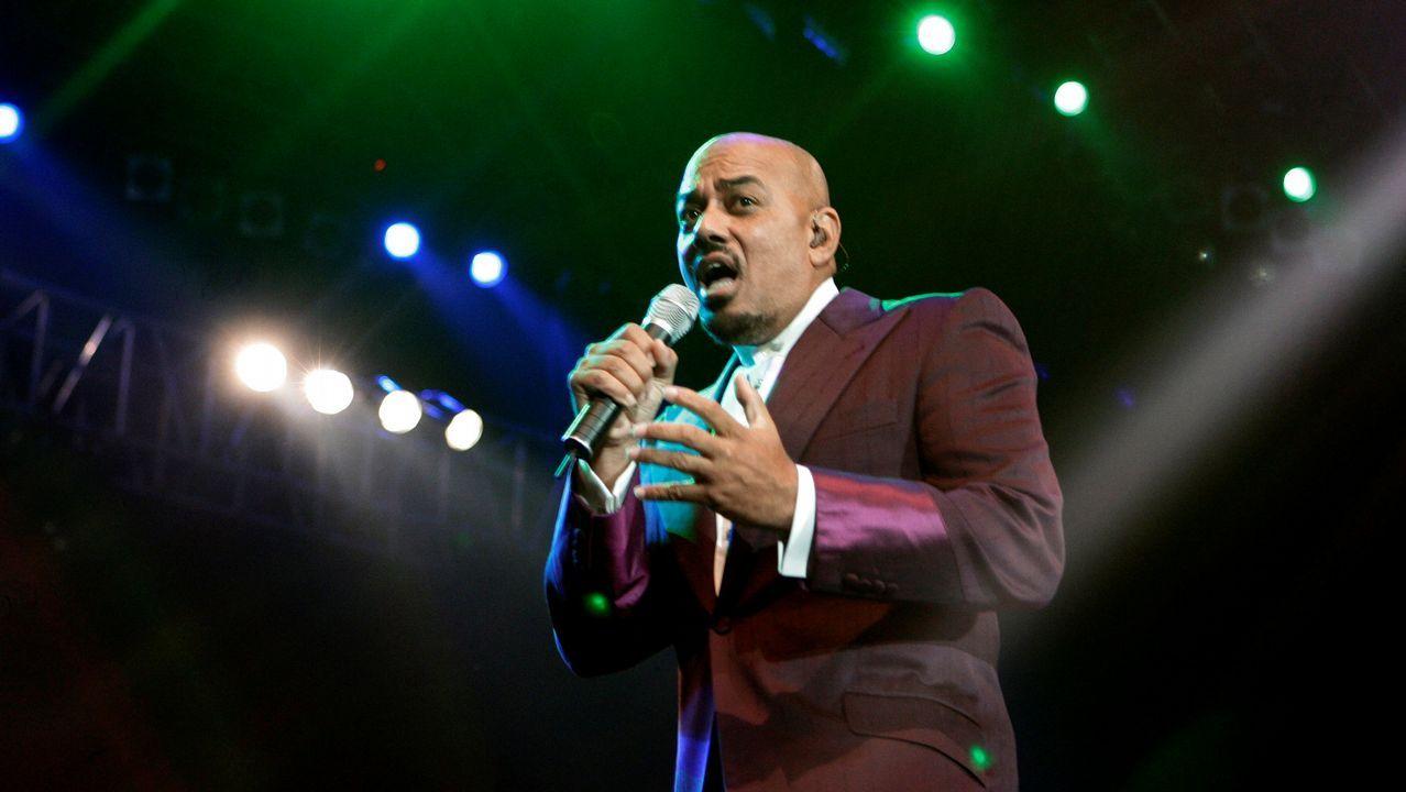 Ingram, en una actuación en el 1ño 2008