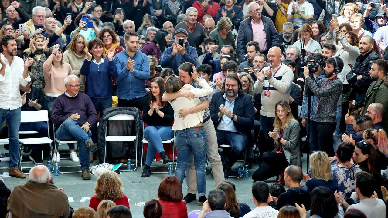 Los diputados gallegos que entrarán en el Congreso.Debate de Atresmedia