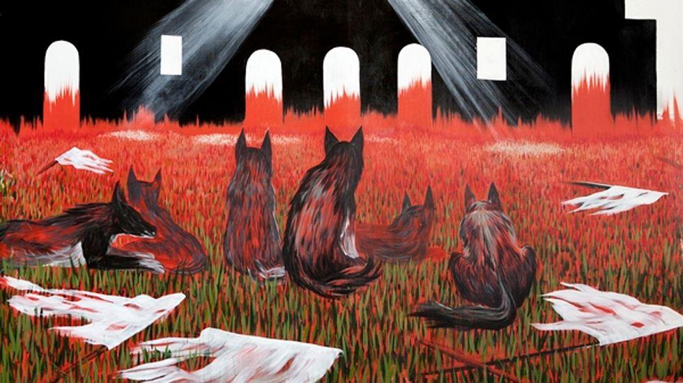 Los días y las noches del LEV 2018.Fragmento de «Entrada al inframundo», de Santi Lara