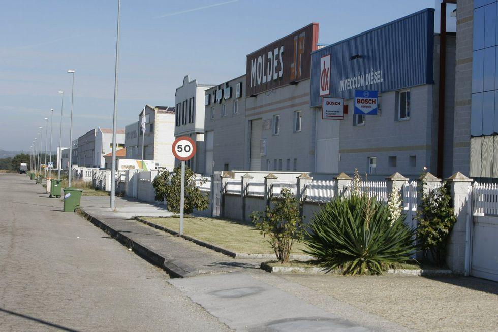 La empresa se ubicará en el parque empresarial.