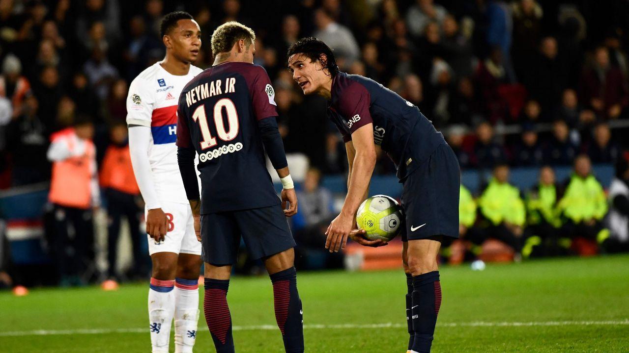 El pichichi que se mira en Ibrahimovic