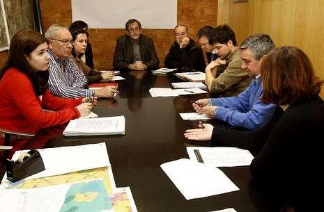 La comisión de coordinación social celebró su última reunión el miércoles pasado.