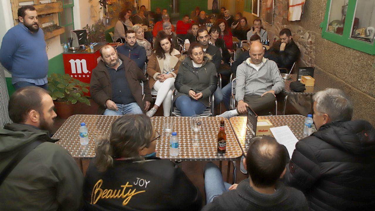 Los ganadores de la edición de 2017 del Campeonato de Pinchos de Gijón
