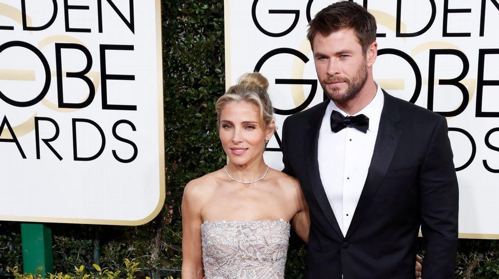 Elsa Pataky junto a su marido Chris Hemsworth