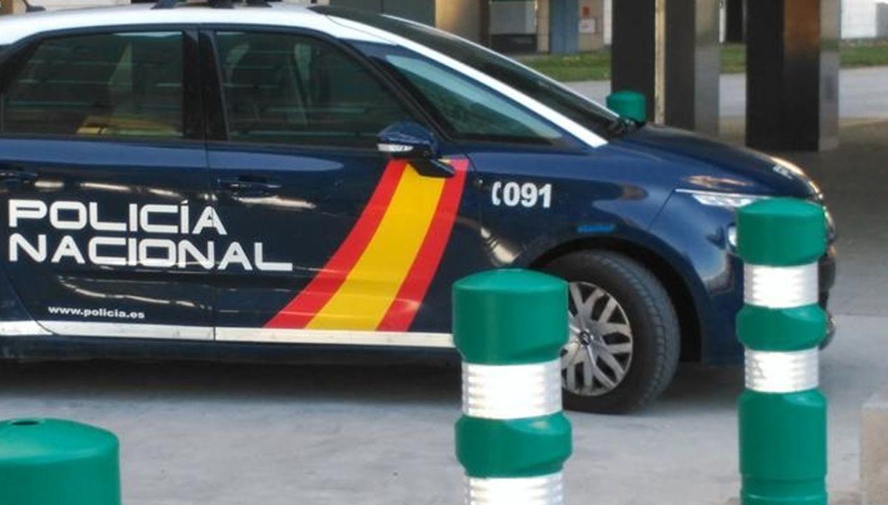 Se busca en Madrid al conductor de este BMW X5