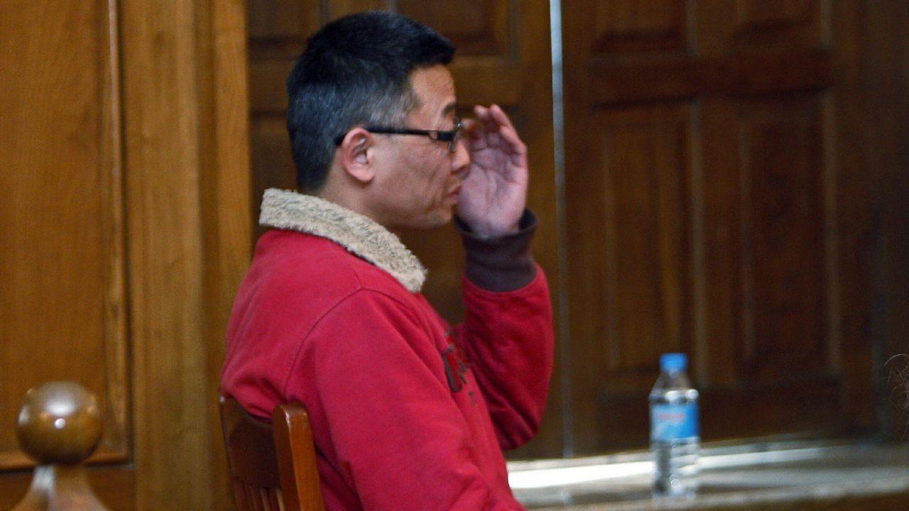 Siete detenidos e intervenidos cerca de 500 kilos de cocaína en Pontevedra.Juicio a Zhang Hai Jie por el crimen de las chinas