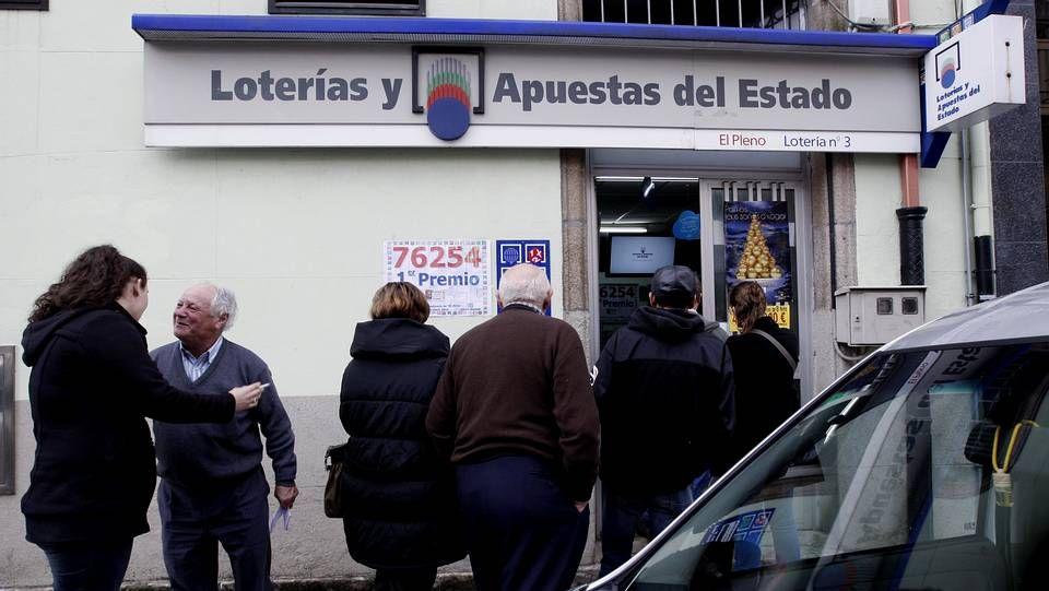 Esteban Morales vendió en la administración de la calle Gil de Jaz diez décimos del 22.253, un quinto premio.Esteban Morales vendió en la administración de la calle Gil de Jaz diez décimos del 22.253, un quinto premio
