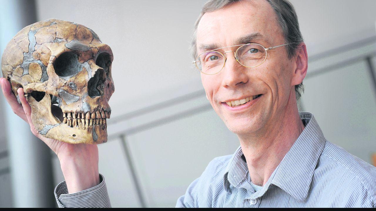 Svante Paabo,  Premio Princesa de Asturias de Investigación Científica y Técnica 2018