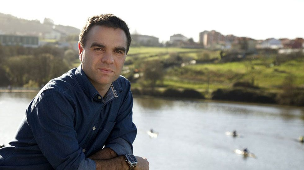 .El alcalde de Corvera, Iván Fernández