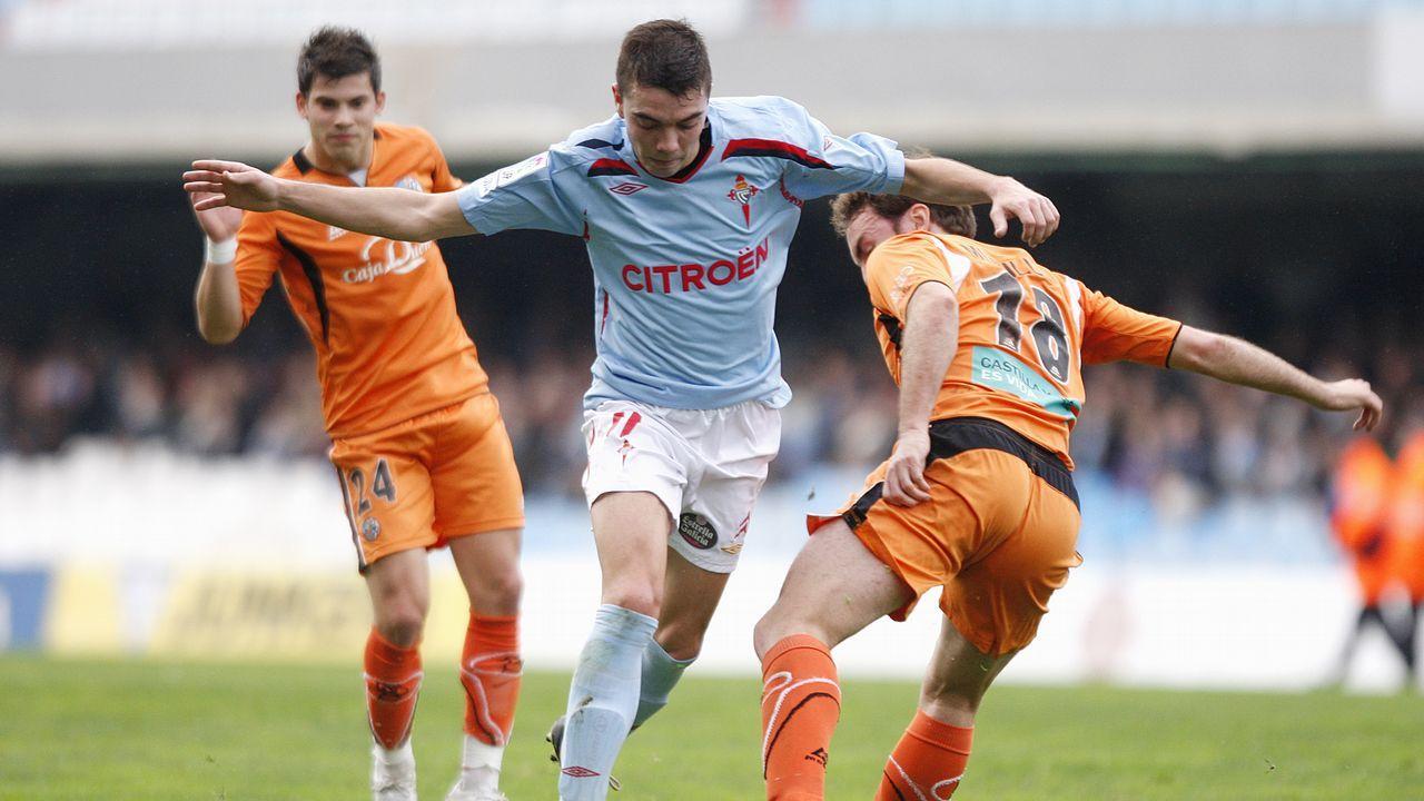 31 - Celta-Salamanca (2-0) el 7 de febrero del 2010