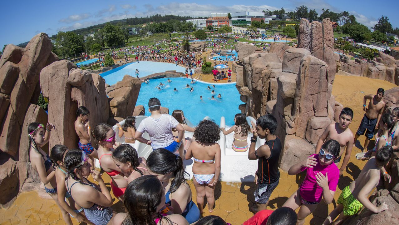 ¡Mira las fotos de la clausura de Ecovoz en el Aquapark!