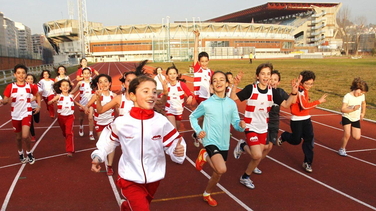 Traballo en equipo, equidade, disciplina, respecto polo opoñente... son algúns valores intrínsecos do deporte