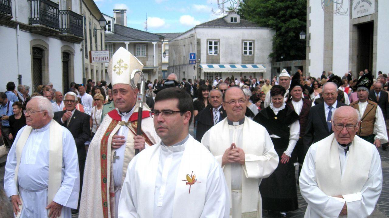 Ferias y fiestas de As San Lucas