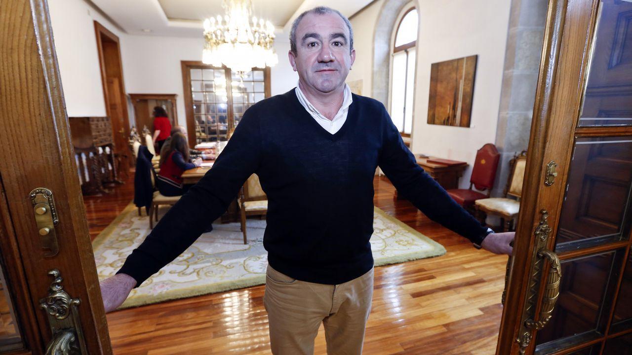 «Manolo non superou non ter sido presidente da Deputación»