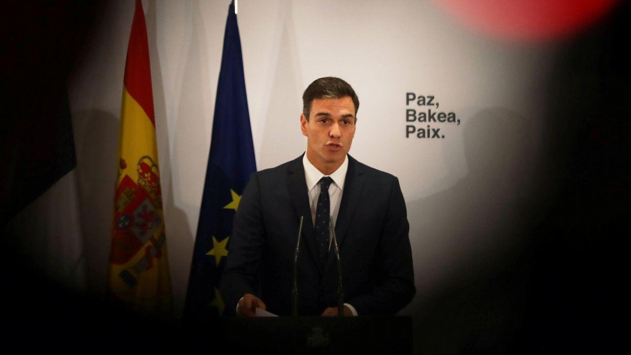 Quim Torra: «O se pacta una propuesta de autodeterminación o no podemos garantizar la estabilidad de Sánchez en el Congreso»