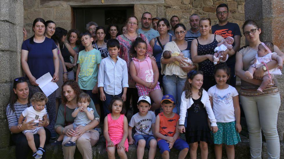 Las fotos del primer día del Festival 17º Ribeira Sacra