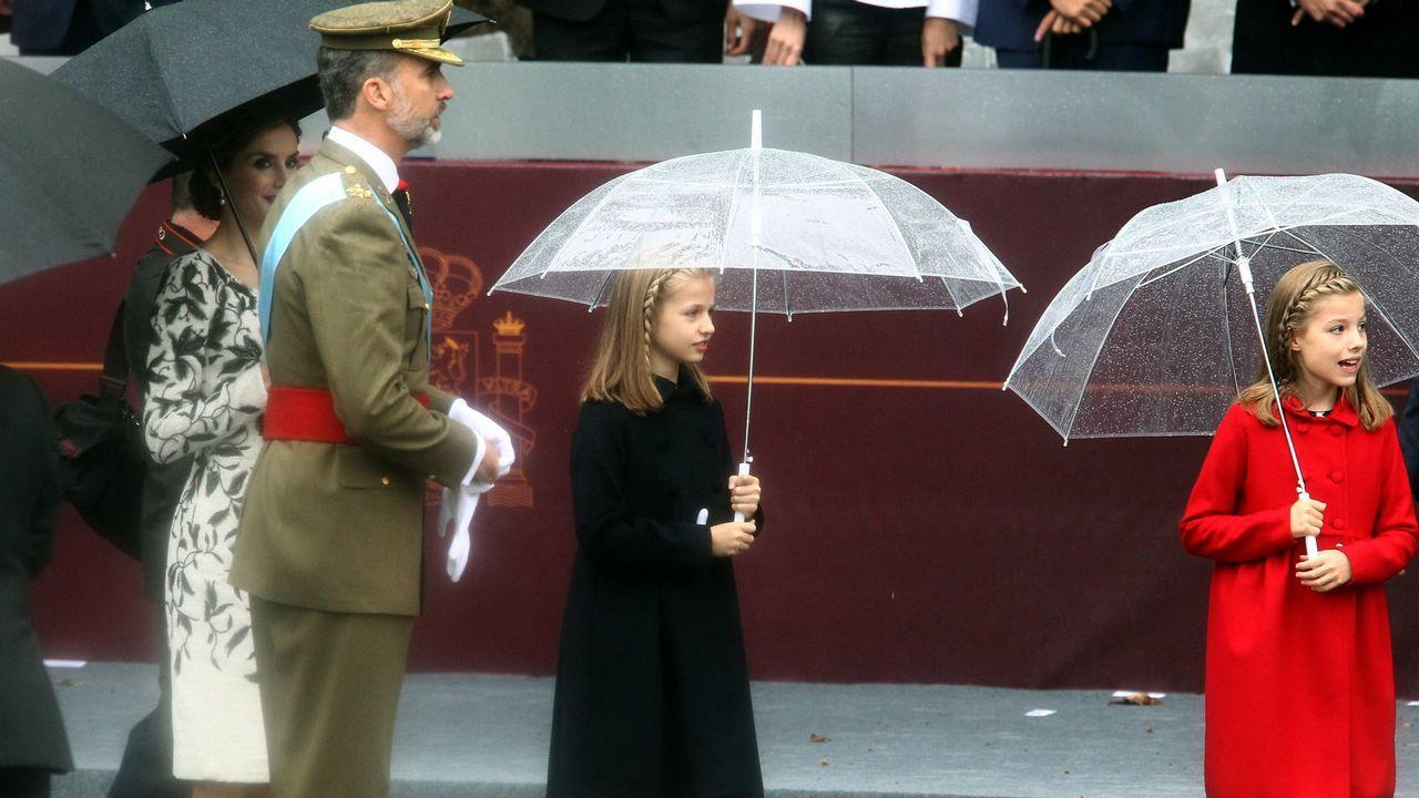 12 de octubre de 2016, Día de la Fiesta Nacional en Madrid