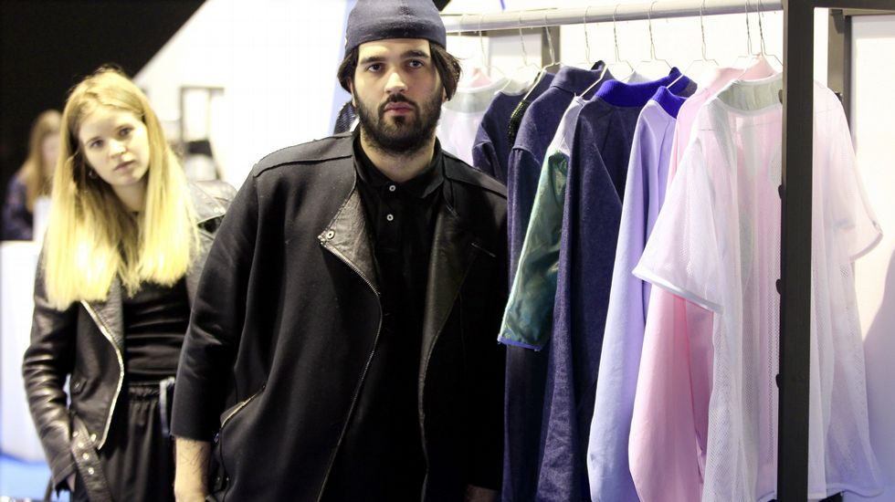 Estética ochentera en la Madrid Fashion Week