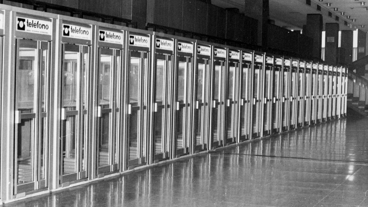 1978 | Llamada de teléfono: se medía por pasos, a 2 pesetas (0,01 euros)