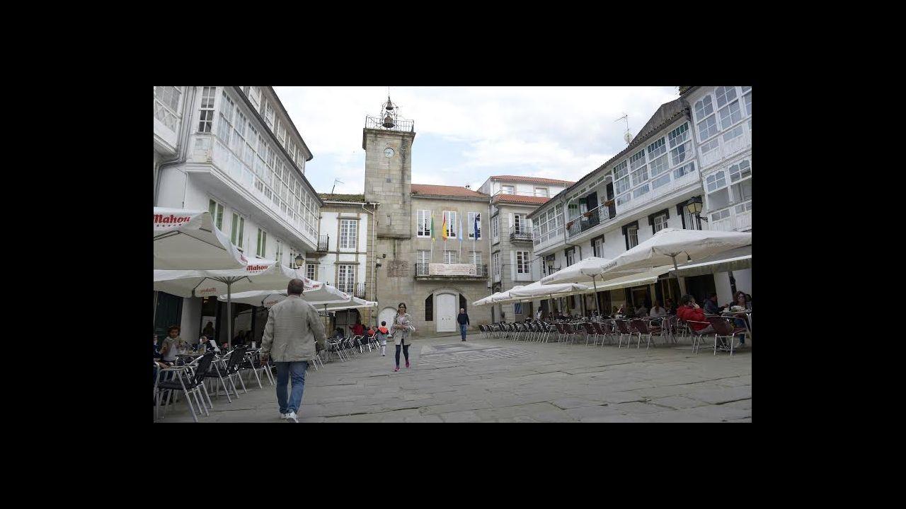 Abel Caballero: «las de Vigo serán las Navidades más top del planeta»
