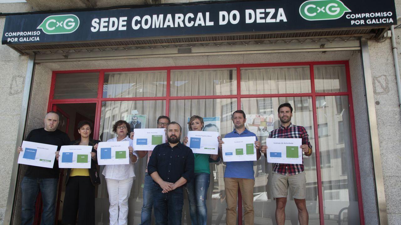 Sigue en directo el pleno municipal de A Coruña.Autovia A-6 a la altura de Torrelodones (Madrid)
