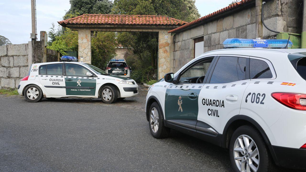 El robo de toneladas de hachís entre narcos armados deriva en una guerra con el Estado.José María Negreira, durante la inauguración de una planta de potabilización de Espina & Delfín en Angola