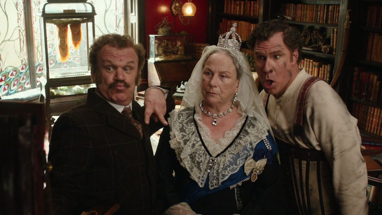 «Holmes & Watson» ganó el Razzie al peor filme, mientras que Reilly (izquierda), el de peor actor secundario