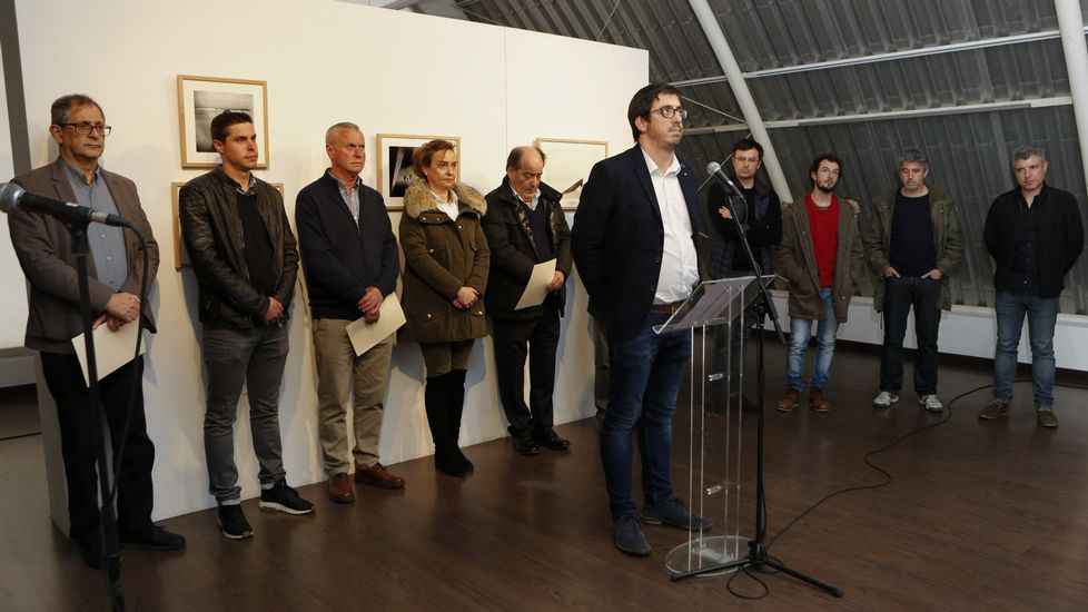 Entrega de los premios del certamen fotográfico Xosé Manuel Eiris