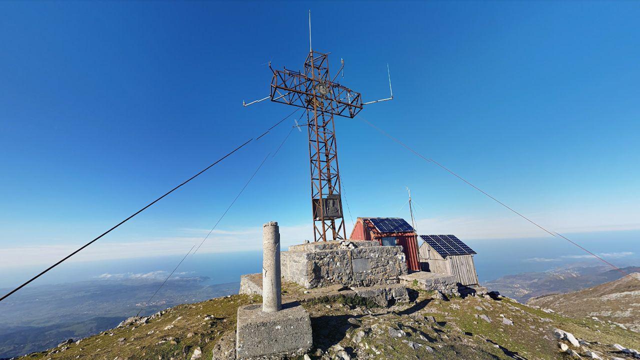 Alto del Pico Pienzu