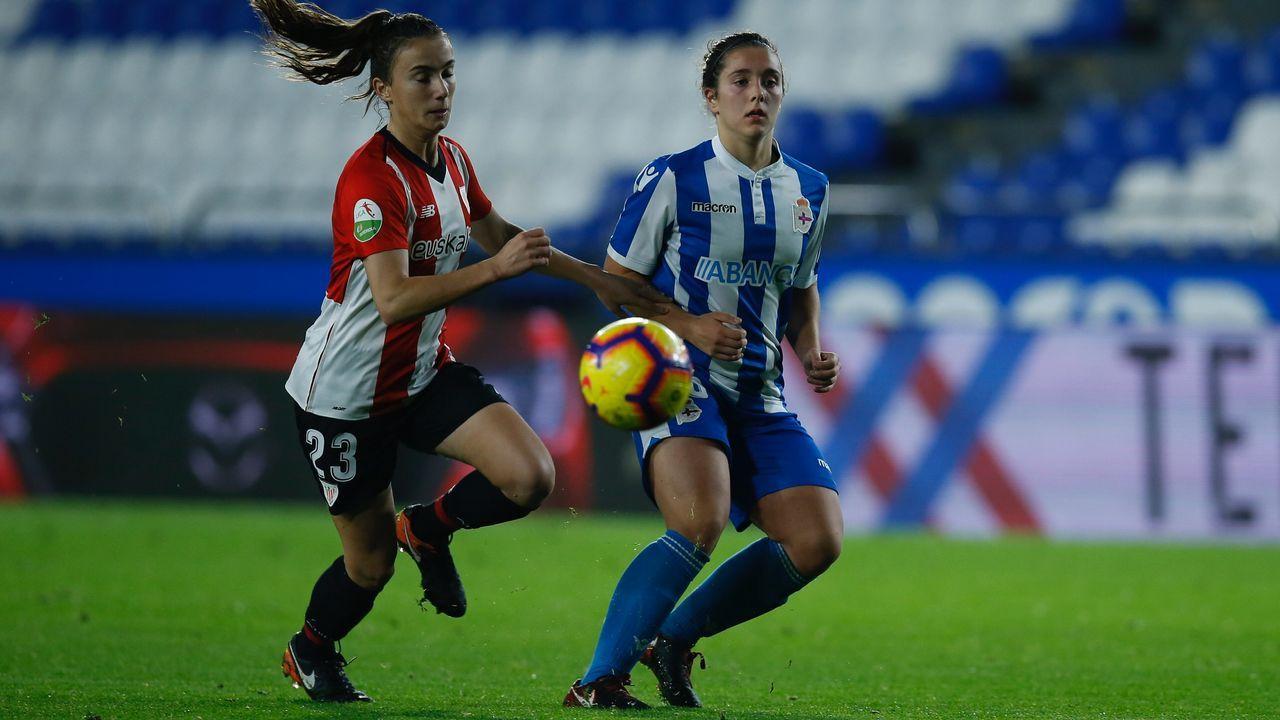 El Deportivo femenino y el Athletic se miden en el Teresa Herrera