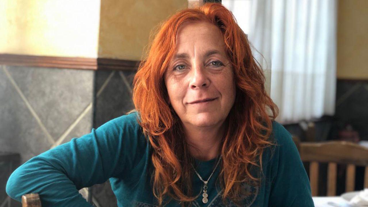 Yolanda Cedrón, integrante de la lista de Somos a las municipales