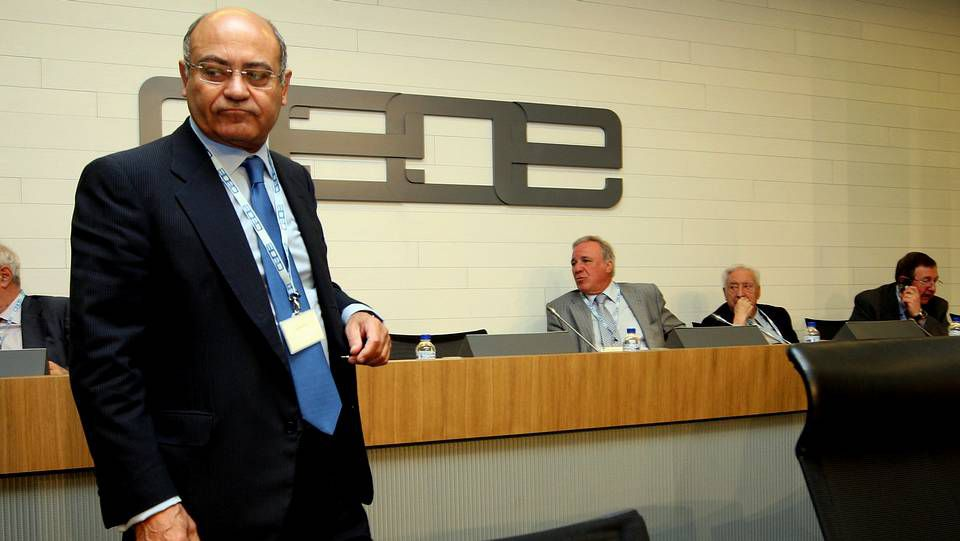 «Ni hace falta ni es útil que bajen más los salarios en España».Díaz Ferrán, en una imagen de 2010.