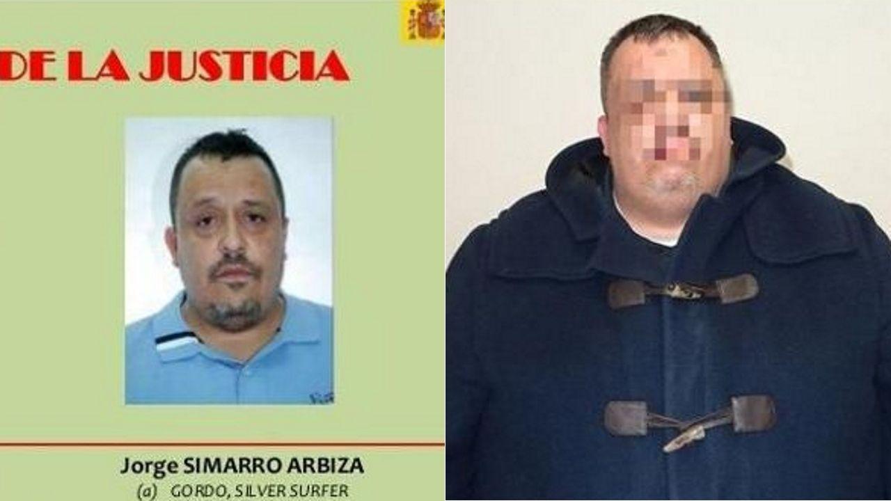 Para despistar. Jorge Simarro, miembro de una importante red de narcotraficantes, llevaba tiempo en Bulgaria, y había engordado 50 kilos para cambiar su aspecto. En el 2013, la Guardia Civil detuvo en la operación GOBE a 43 personas de distintas nacionalidades, pero él había huido. La red tenía colaboradores en el aeropuerto de Barajas.