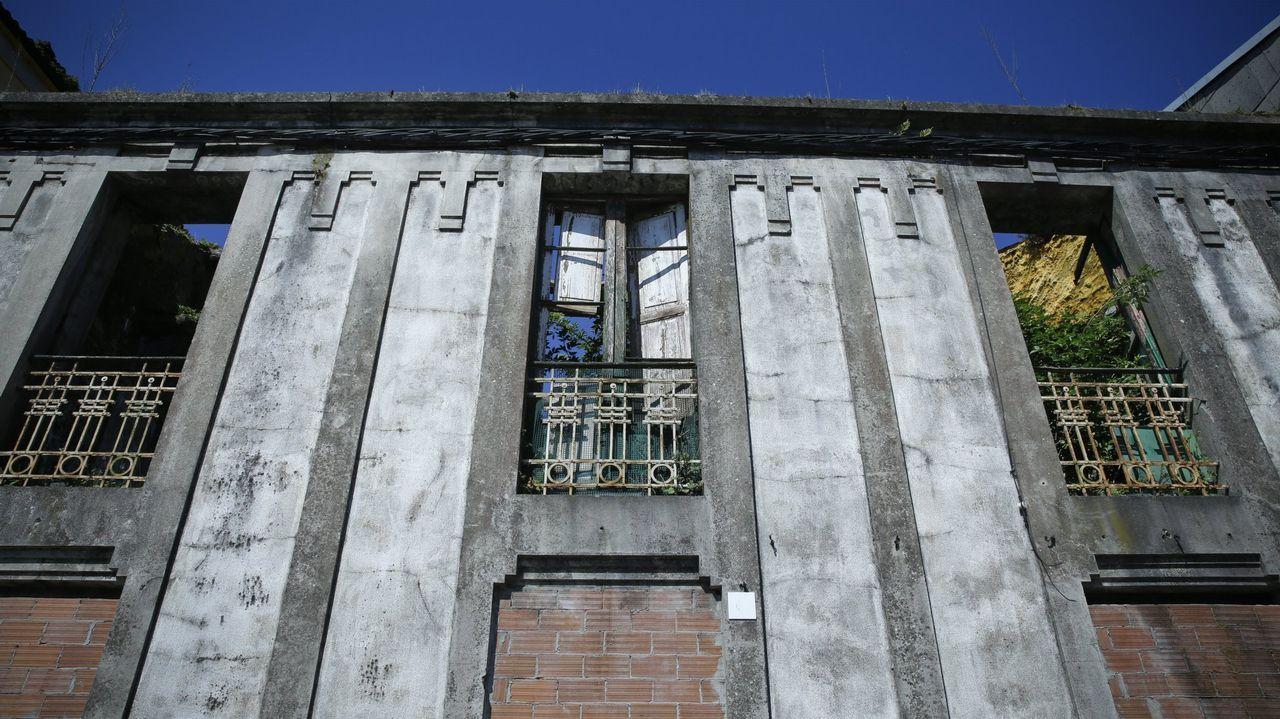 A partir del día 22 la Xunta podrá expropiar inmuebles en ruinas cuando sus dueños no los rehabiliten