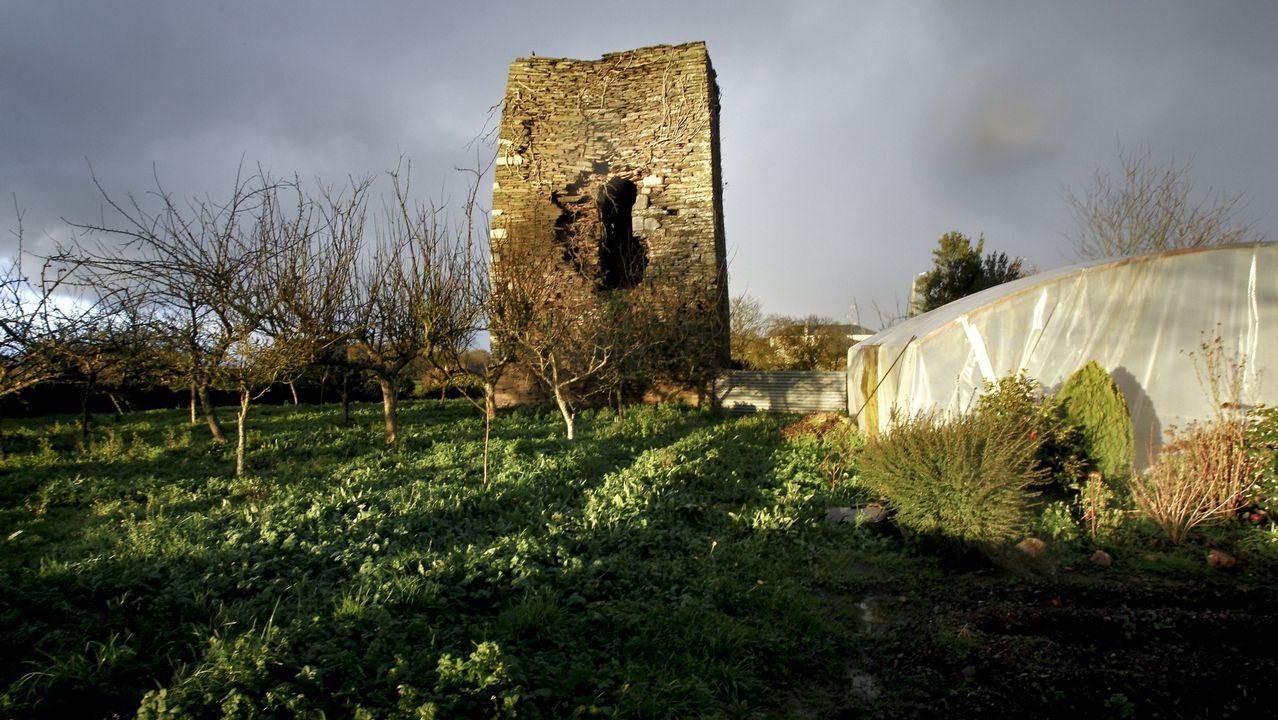 Torre cristiano-medieval de Taboi