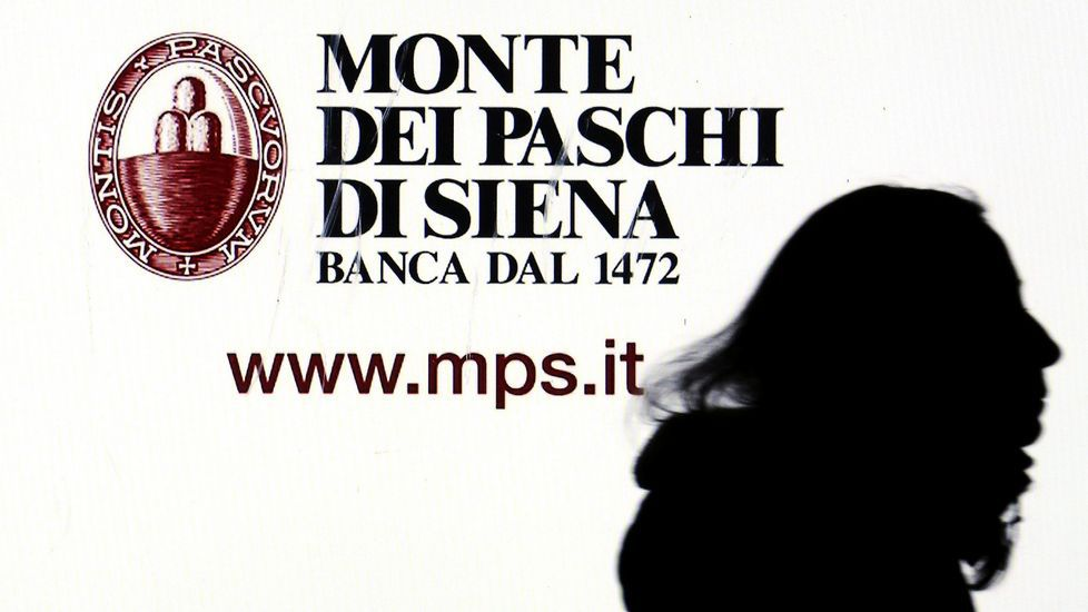 «España ya no es un problema, pero aún tiene muchos problemas».Al Monte dei Paschi solo le queda liquidez para cuatro meses.
