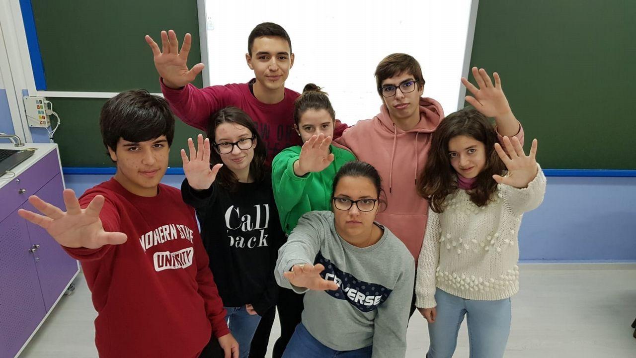 Un rap contra la violencia de género.Darío Villanueva, director saínte de Real Academia Española