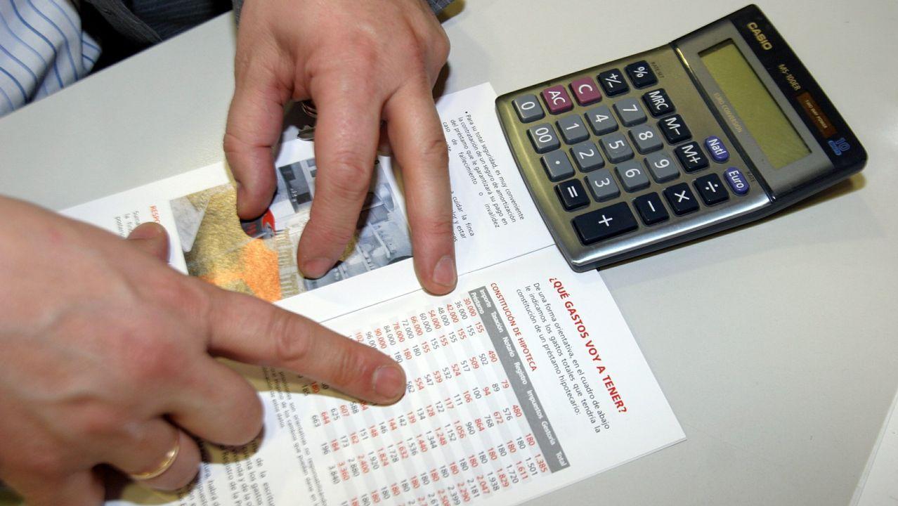 Impuestos a las hipotecas: cronología de una polémica sentencia.Las organizaciones de afectados realizaron varias concentraciones en todo el país
