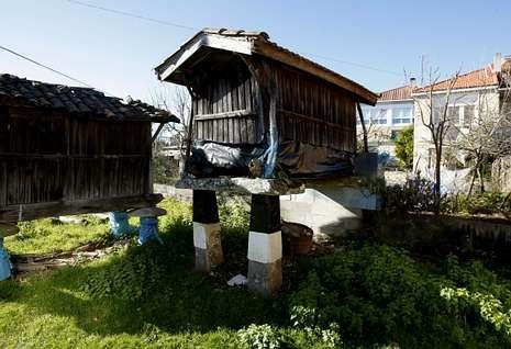 Ourense tiene más de 8.000 pueblos. En la imagen, Eira de Mundín, en Maside.